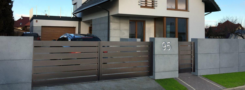 ALUgate producent ogrodzeń aluminiowych
