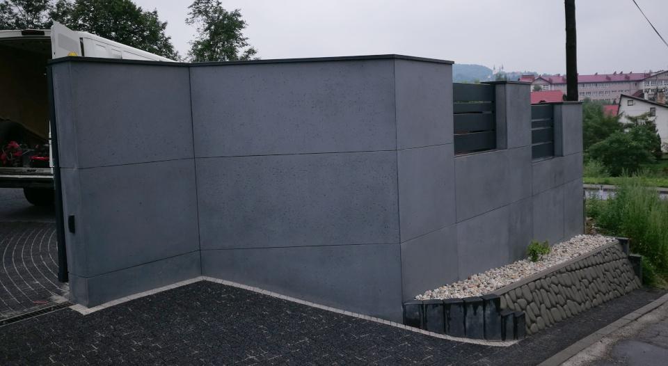 ogrodzenia aluminiowe producent alugate beton architektoniczny rfid videodomofon 1a 4